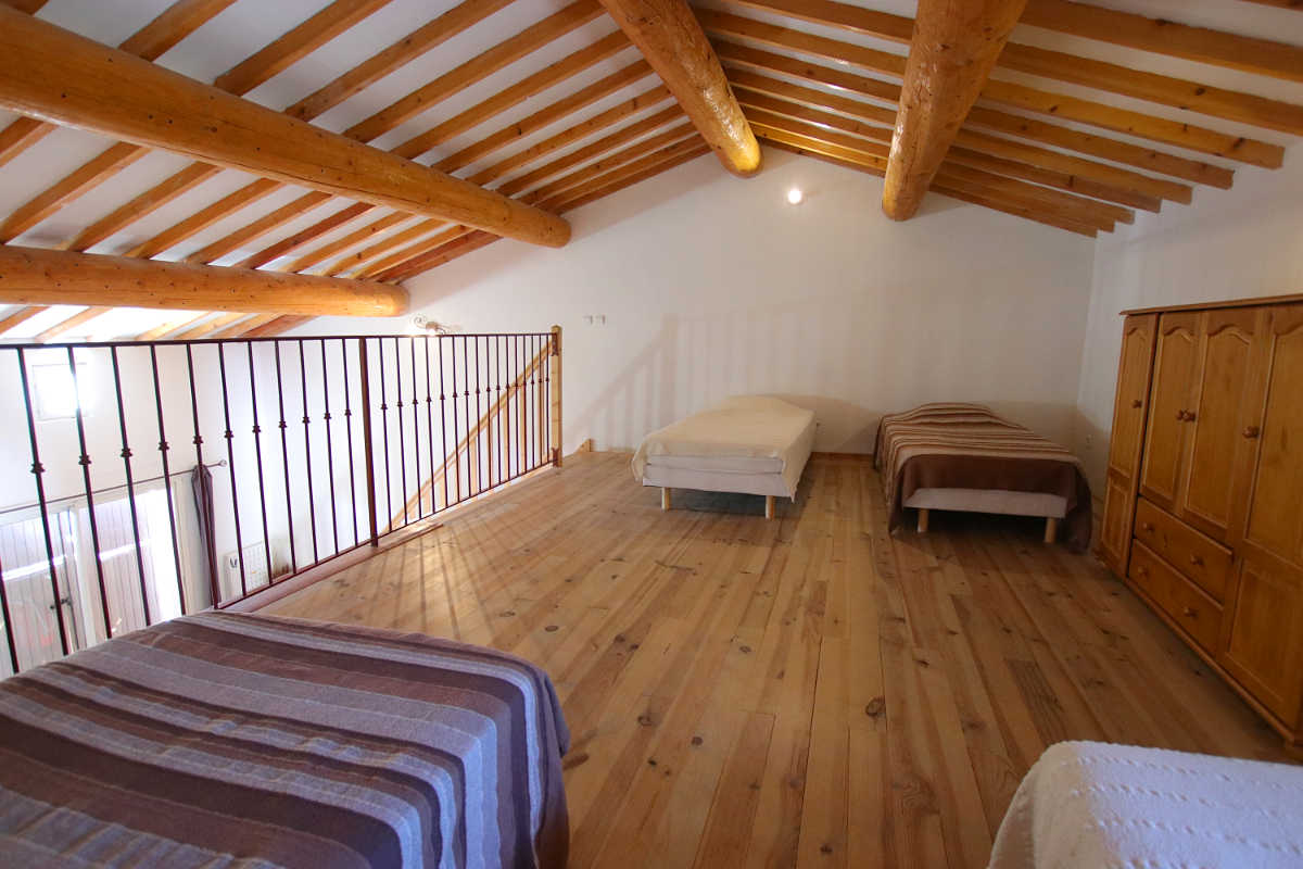 location chalet baronnies