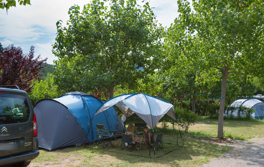 camping sud france