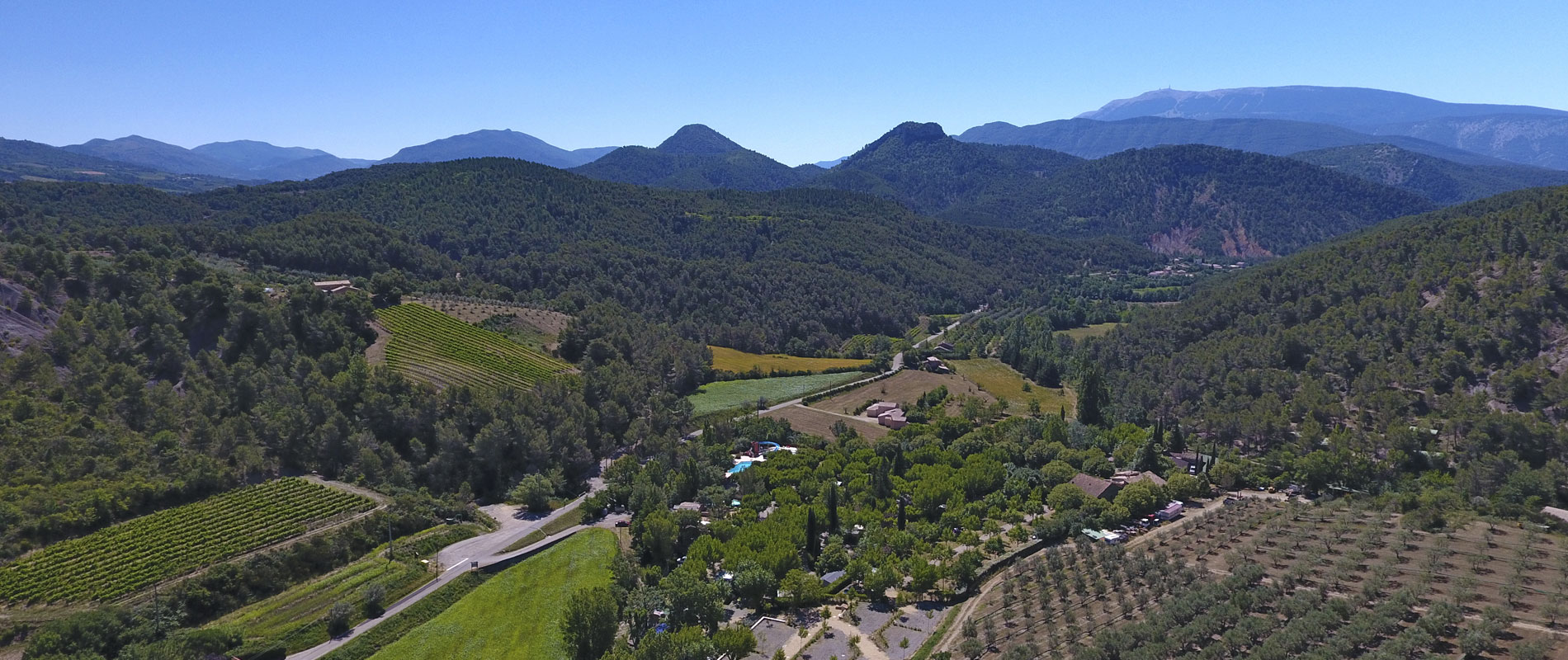 location buis les baronnies